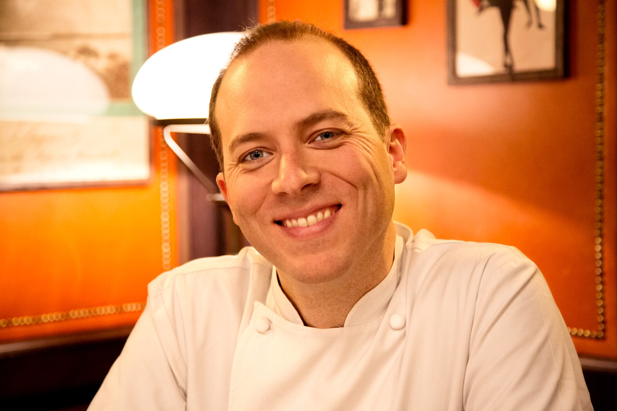 Diego Cardoso, Executive Chef at Harry's Dolce Vita, Italian Restaurant in London